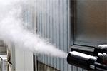 噴霧器・煙霧機・ミスト機・殺虫剤・農薬・消臭剤・業務用・写真