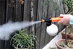 散粉器・散布器・粉剤・粒剤・殺虫剤・農薬・園芸・農業・消臭剤・業務用