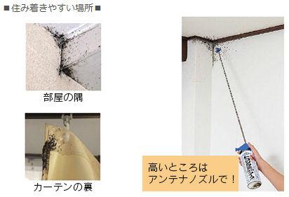 トコジラミ ゴキブリ アース 製品特徴 [害虫駆除、医薬品、害虫対策、ゴキブリ、ダニ、ノミ、トコジラミ]