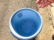 アーススミラブ発泡錠EL 使用方法1 [害虫退治、駆除、対策、ハエ(蠅)、チョウバエ、ユスリカ、蚊、小さい虫、幼虫、水路、溝、水たまり]