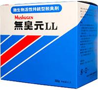 無臭元LL  商品画像 [防臭、消臭、トイレ、浄化槽、汲み取り、悪臭]