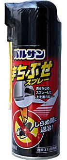 バルサンまちぶせスプレー 商品画像 [害虫駆除、医薬品、害虫対策、ゴキブリ、ダニ、ノミ、トコジラミ]
